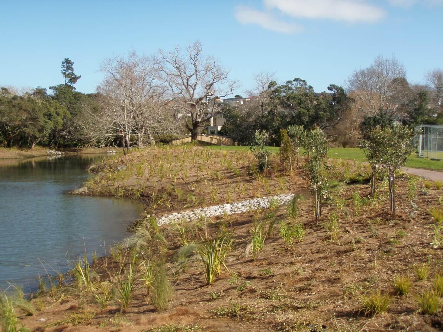 BioCoir Pond