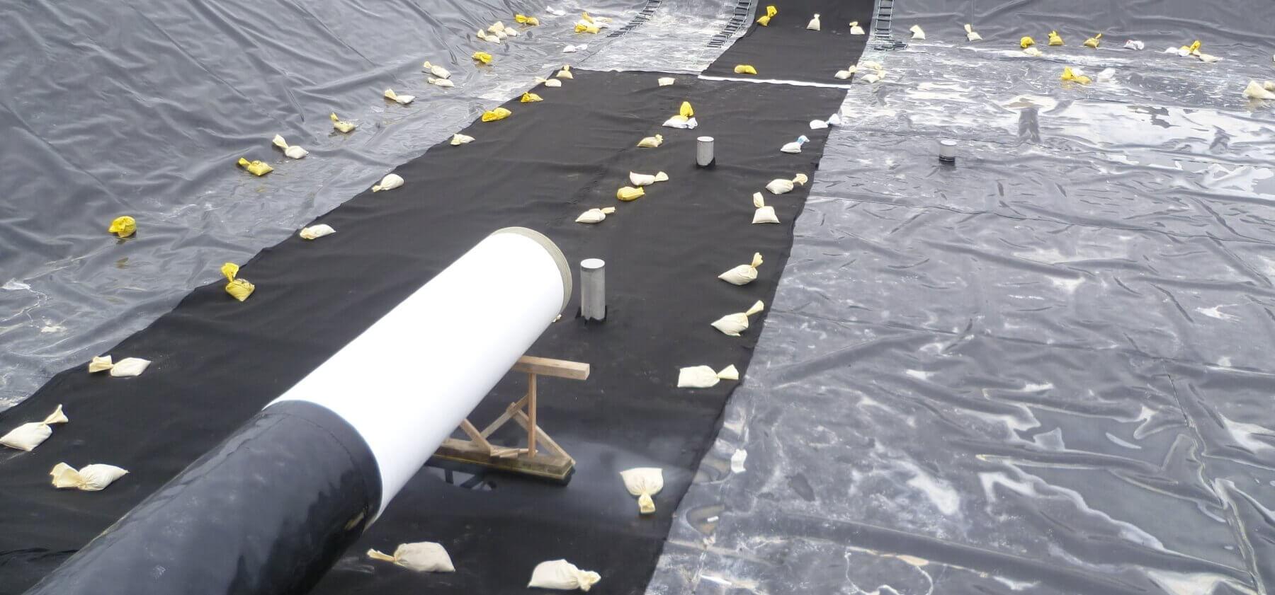 DuraFlow Drainage Composite