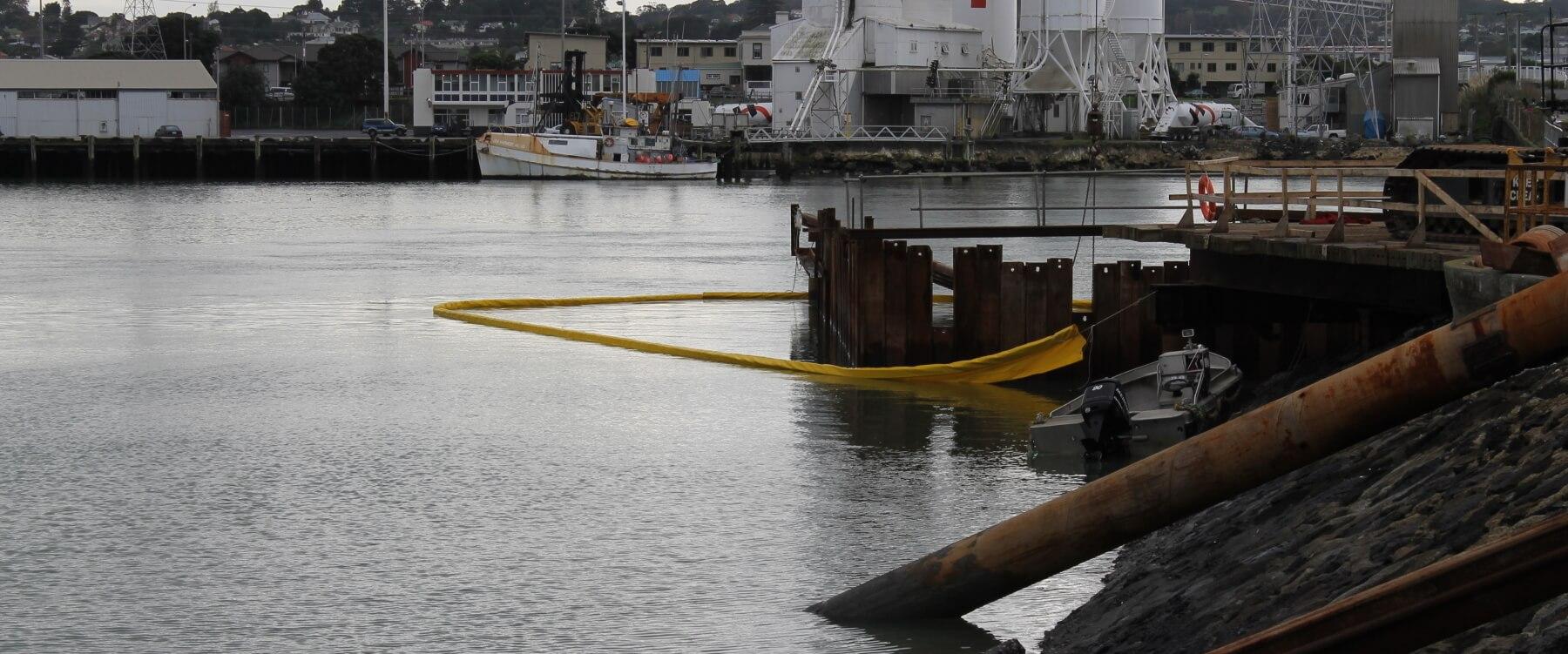 EnviroSieve Dock