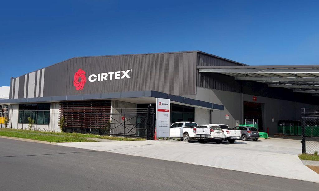 Cirtex Auckland Warehouse & Office