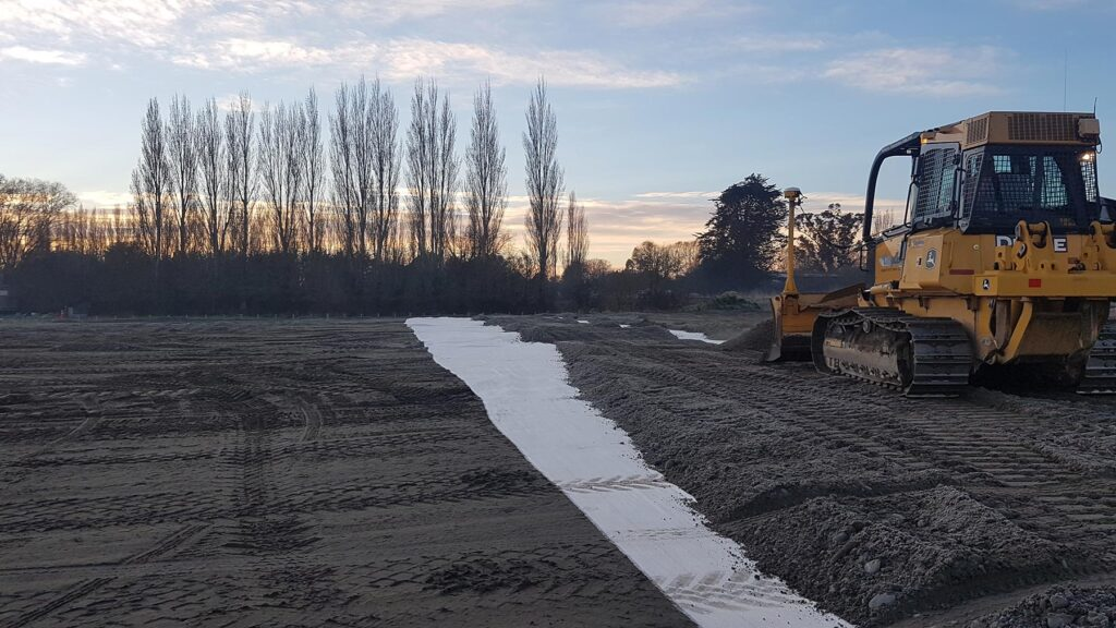 Geotextile and Geogrid – Doing the basics better