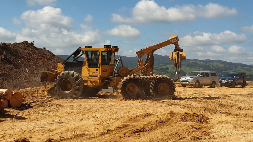 Logging Haul Road, Tauranga – DuraForce® WG
