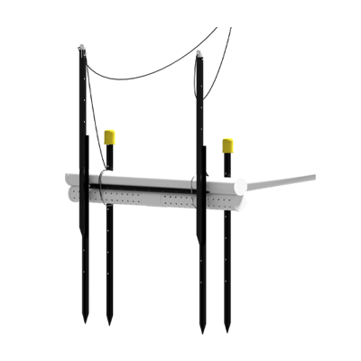 Pond Decant T-Bar System